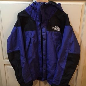 Vintage 90s the north face gore tex ski jacket L